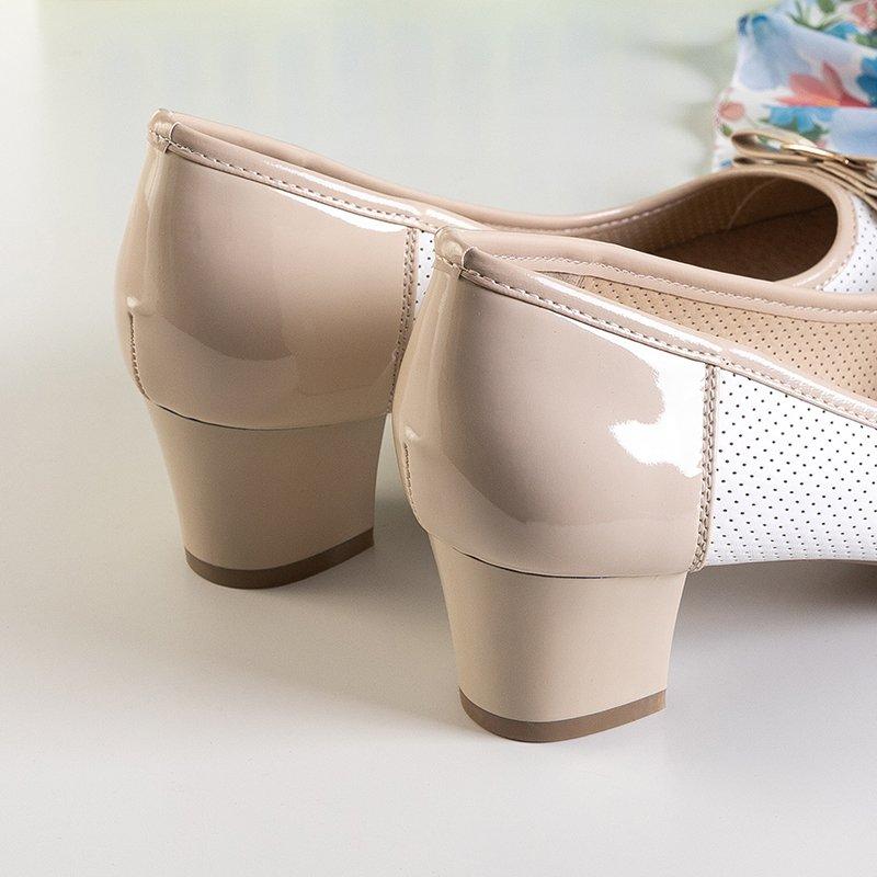Китайские туфли-лодочки BIGTREE. Туфли-лодочки BIGTREE