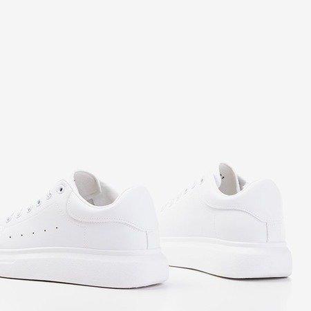 Белые женские кроссовки Tomtor - Обувь