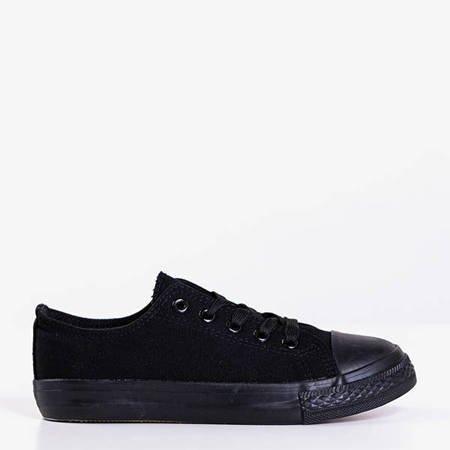 Детские кроссовки Franklin Black - Обувь
