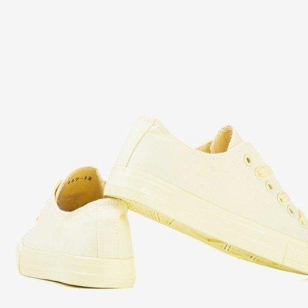 Желтые женские кроссовки Lysh - Обувь