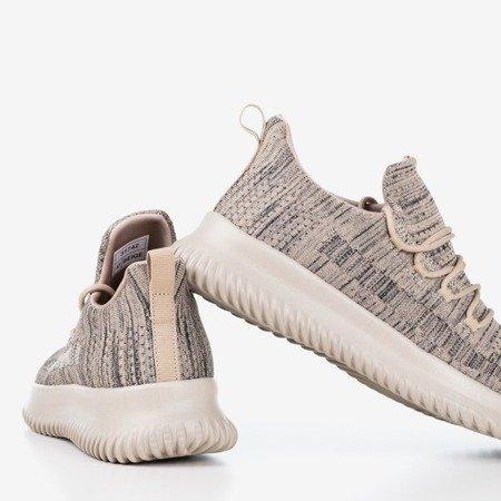 Мужская спортивная обувь Yomeq Beige - Обувь