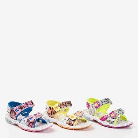Сандалии для детей Jamie Pink Kids - Обувь