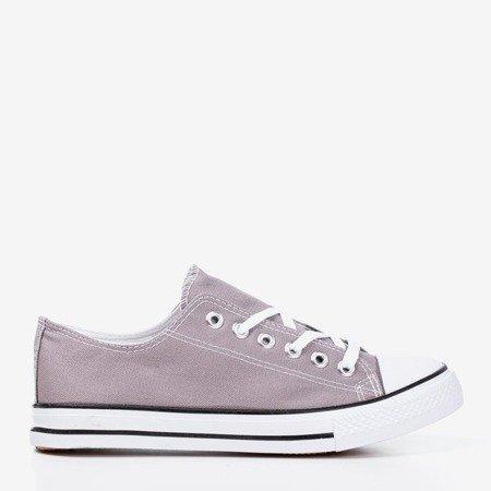 Серые мужские кроссовки Lonis - Обувь