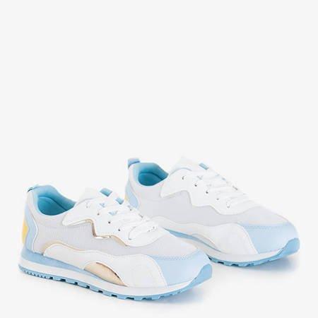 Синие и белые кроссовки Mavena - Обувь