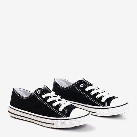 Черные женские кроссовки Fips - Обувь