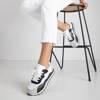 Черные и белые кроссовки Mavena - Обувь