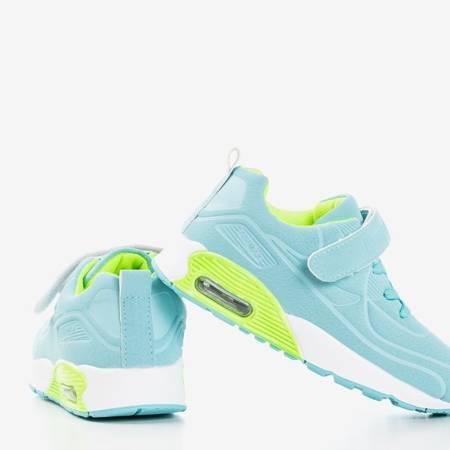 Дитяче спортивне взуття Graphia mint - Взуття
