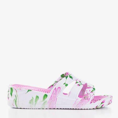 Дитячі тапочки Fuchsia з хутром Miaue - Взуття 1