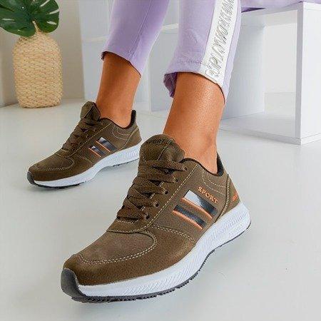 Жіноче зелене спортивне взуття Lotka - Взуття