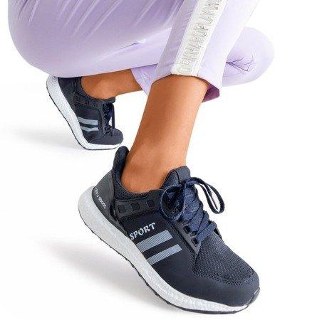 Жіноче спортивне взуття темно-синього кольору Birala - Взуття
