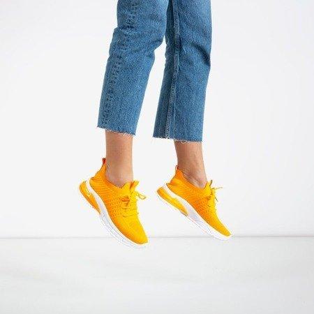 Жіноче спортивне взуття Neon Orange Brighton - Взуття