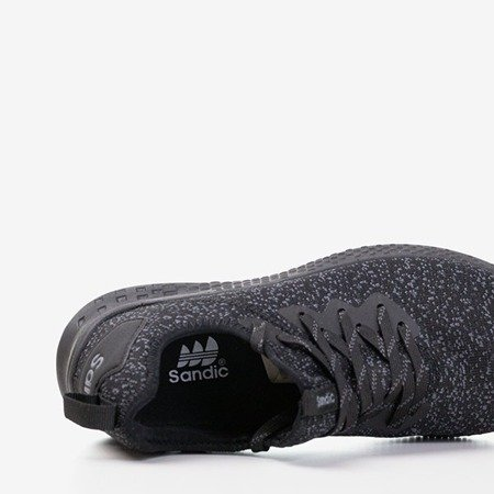 Жіноче чорне спортивне взуття Toledo - Взуття