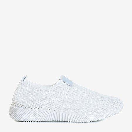 Жіночі білі накладки на кросівки Syio - Взуття