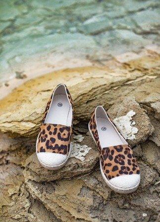 Жіночі еспадрільї з леопардовим малюнком Міріса Фултон - Взуття