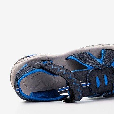 Жіночі спортивні босоніжки Rima темно-сині - Взуття