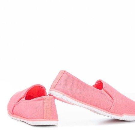 Неонові рожеві дитячі кросівки Swetselia - Взуття 1
