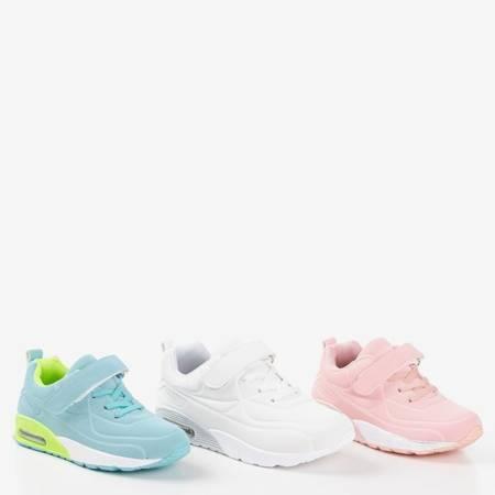 Рожеве дитяче спортивне взуття Grafia - Взуття 1