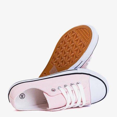 Рожеві дитячі кеди Franklin - Взуття