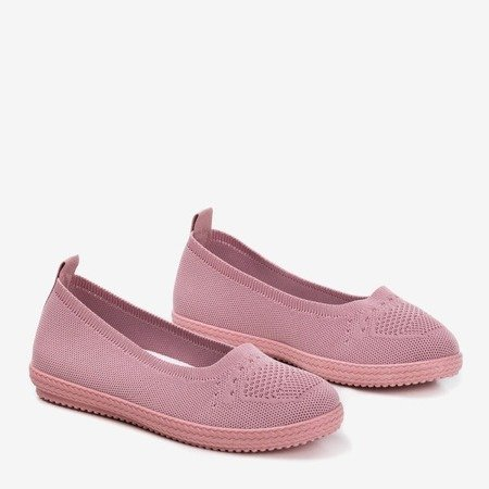 Рожеві жіночі кросівки Vlora - Взуття 1