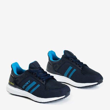Темно-синє та синє жіноче спортивне взуття Birala - Взуття