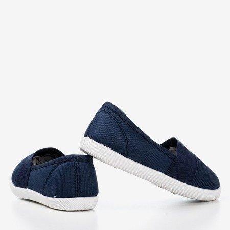 Темно-сині дитячі кросівки Sweety - Взуття 1
