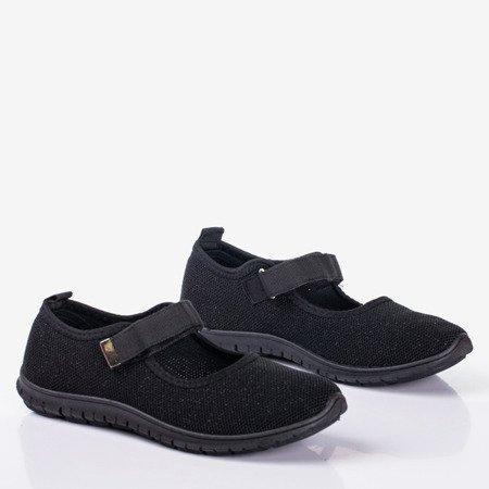 Чорне жіноче спортивне взуття Tassiana - Взуття 1