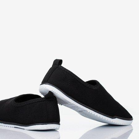 Чорні кросівки Maywood жіночі - Взуття 1