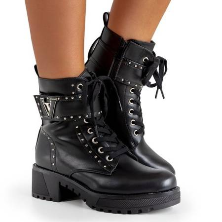 Чорні сумки з струменями Valica - Взуття